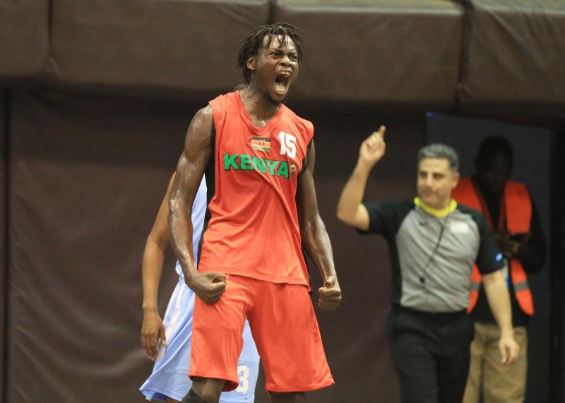 FIBA AfroBasket qualifiers: Brave Somalia gives Kenyans real scare