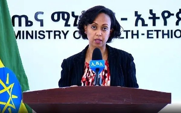 Dr. Lia Tadesse, Ethiopia's Minister for Health. File/ENAborkenaMay 18, 2020
