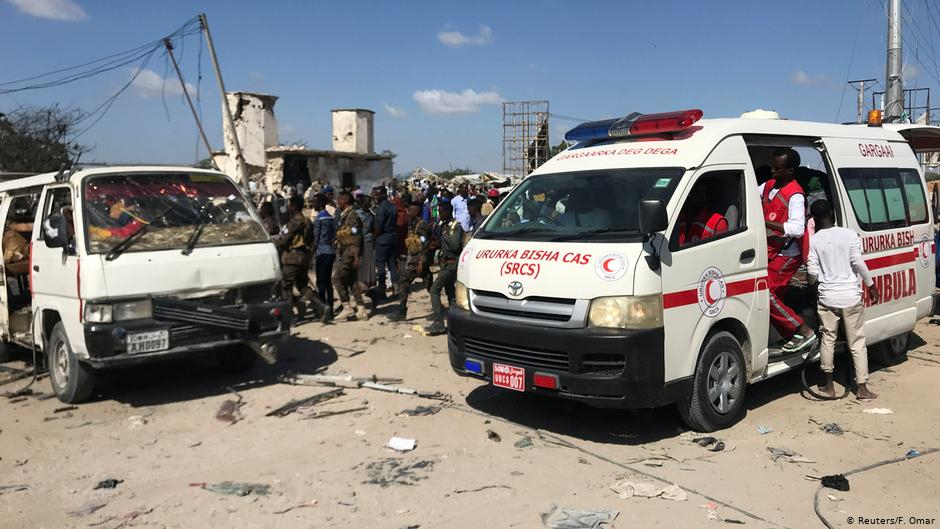 Somalia: Car bomb in Mogadishu kills scores of people   DW   28.12.2019