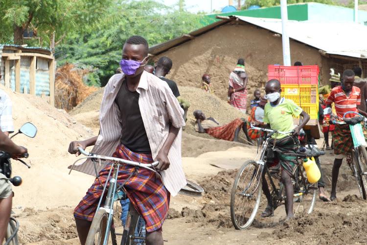 Kakuma refugee evaded roadblocks, caught Covid-19