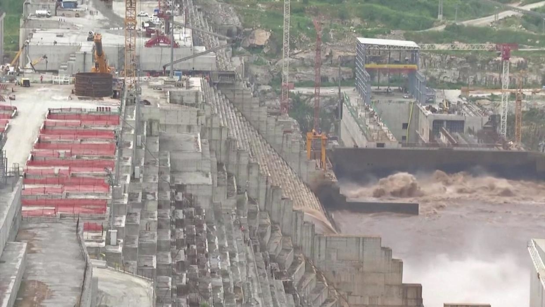 Washington hosts talks with Ethiopia, Egypt and Sudan over Renaissance Dam dispute