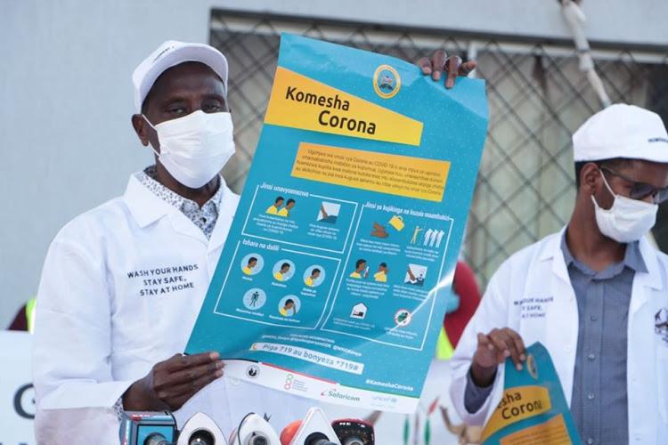 Wajir gets 1,000 volunteers for Covid-19 awareness