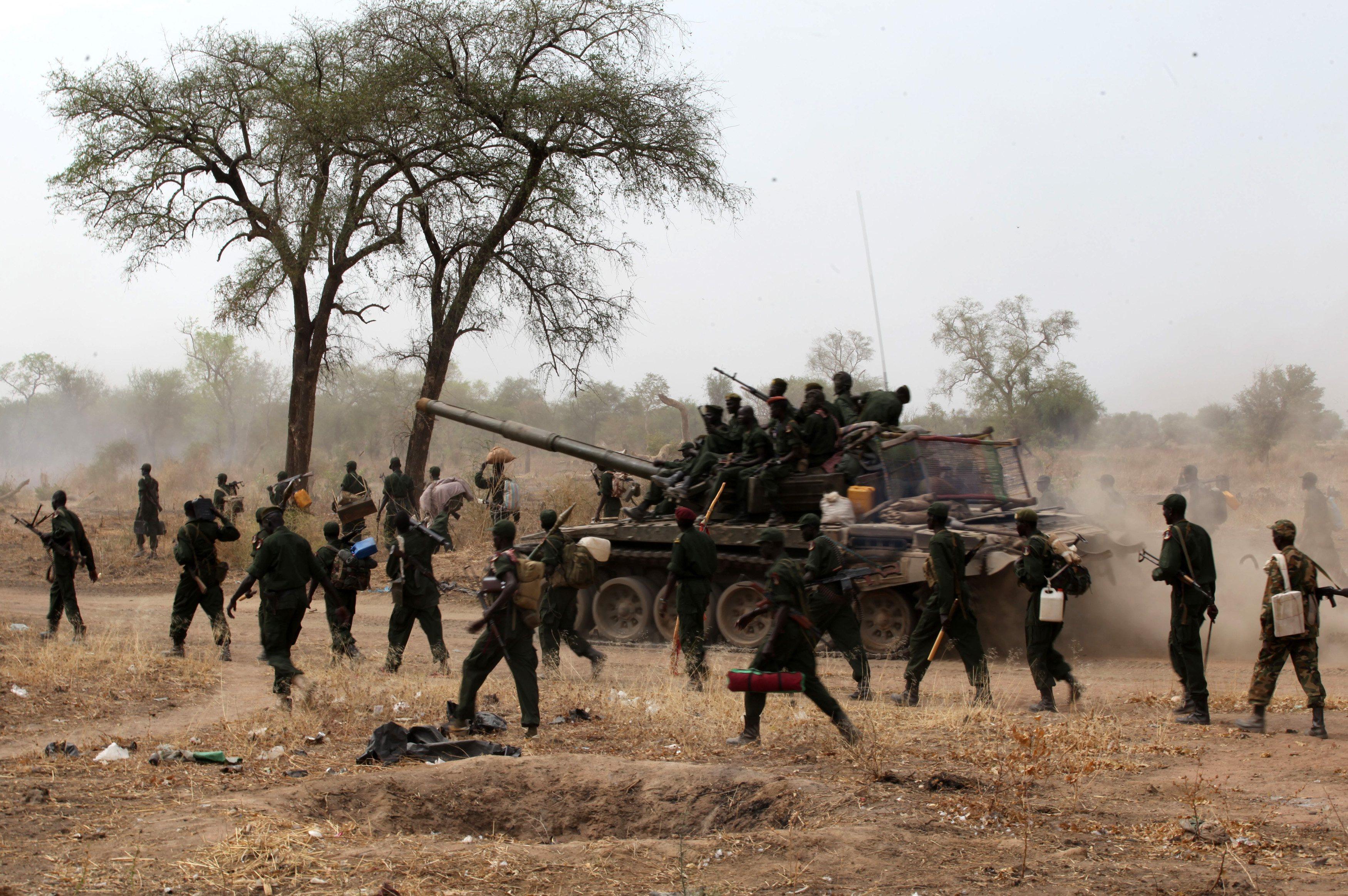 Ugandan military kills 3 South Sudan soldiers in border crossfire