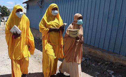 Coronavirus: Djibouti cases rise to 1,401