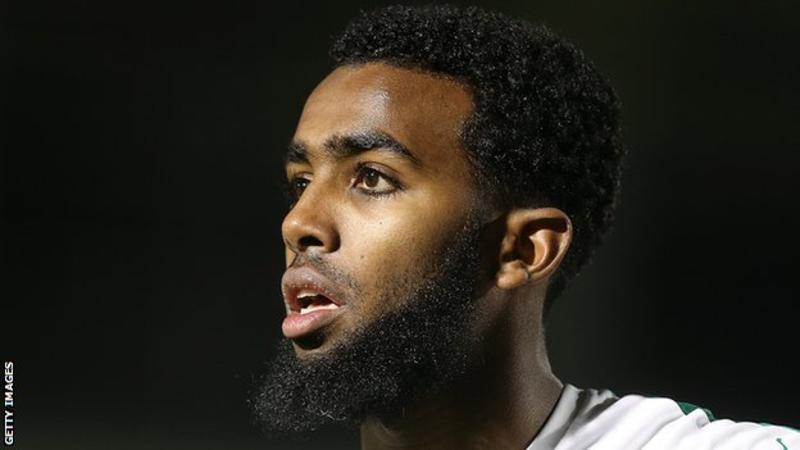Somalia centre-back Mohamud Ali plays for National League North side Curzon Ashton