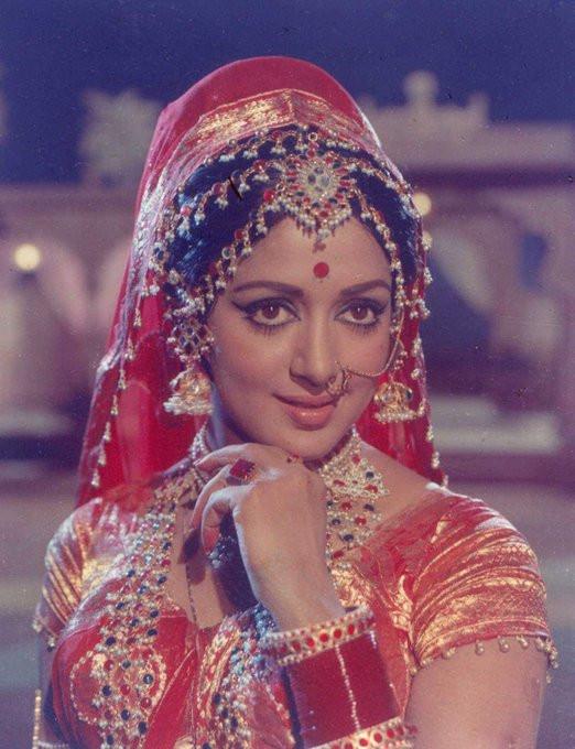 "Hema Malini was the ultimate Bollywood ""dream girl""."