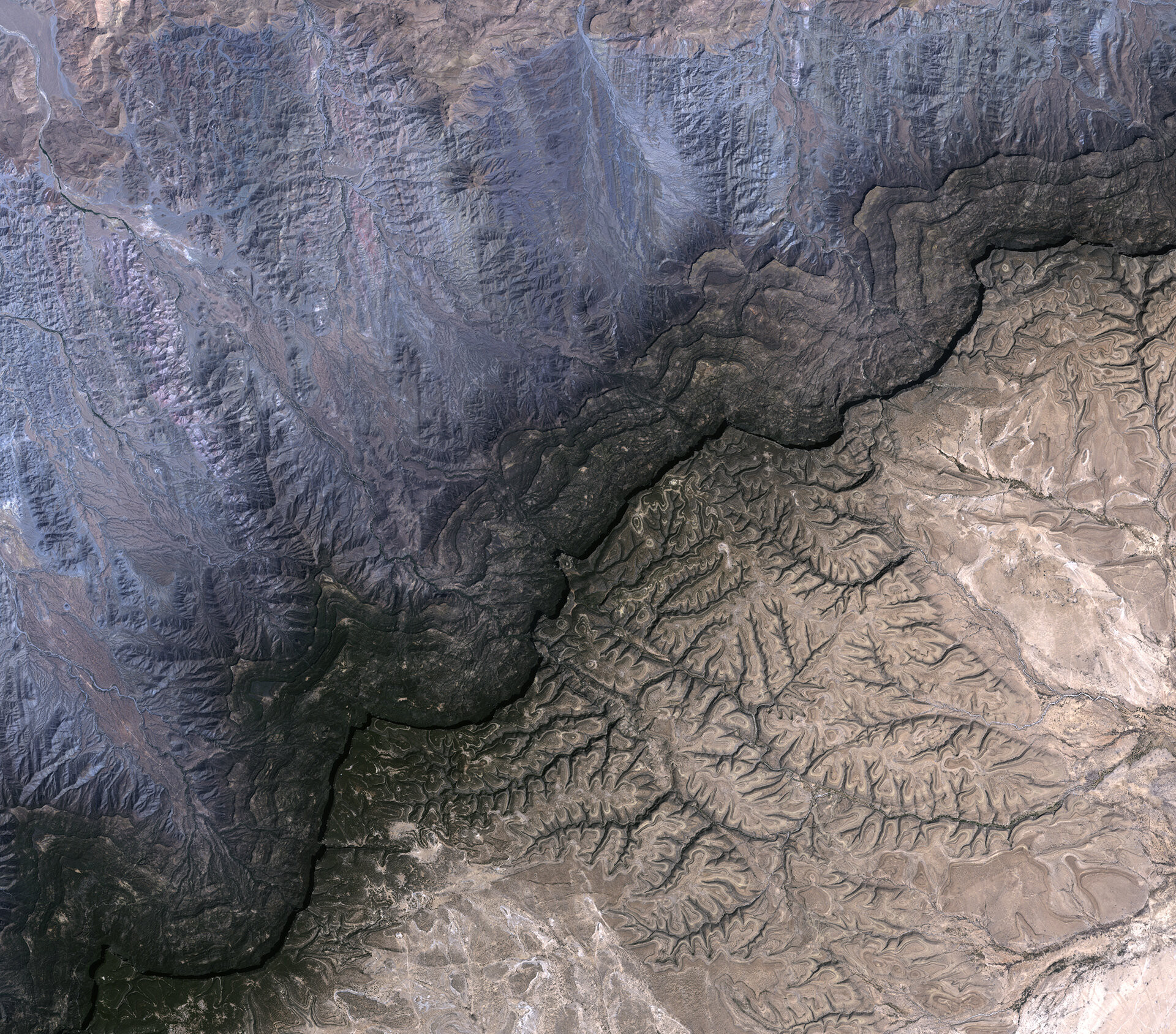 FEATURE: Cal Madow mountain range, Somalia
