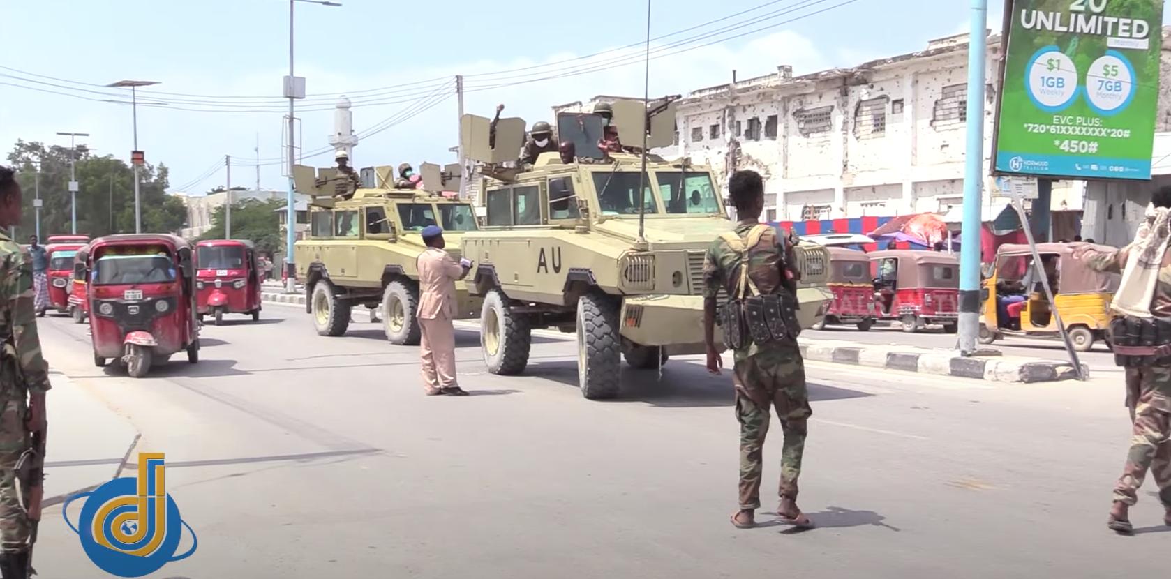 Mutinous Somali soldiers block roads over unpaid salaries