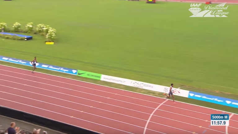Ethiopian runner suffers embarrassing fail as he celebrates one lap early, ends up 10th