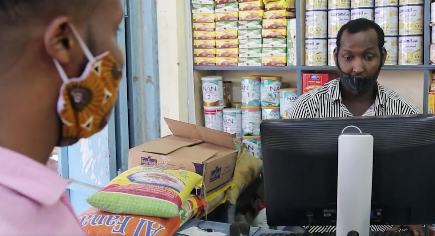 Nairobi's Eastleigh Residents Struggle to Make a Living on Lockdown