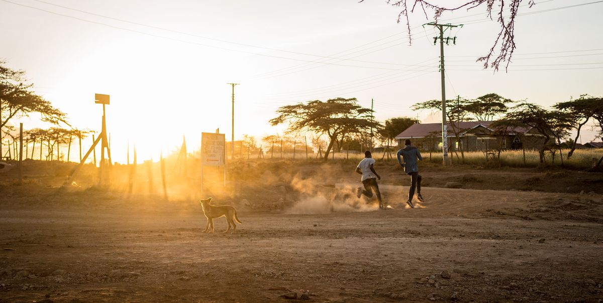 Watch the trailer for 'RUN', the incredible story behind the Athlete Refugee Team