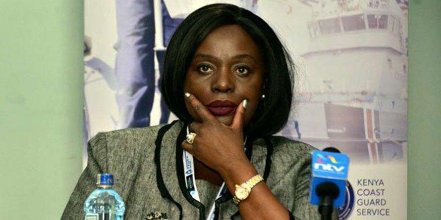 Kenya's Foreign Affairs Cabinet Secretary Raychelle Omamo. PHOTO | FILE | NATION MEDIA GROUP