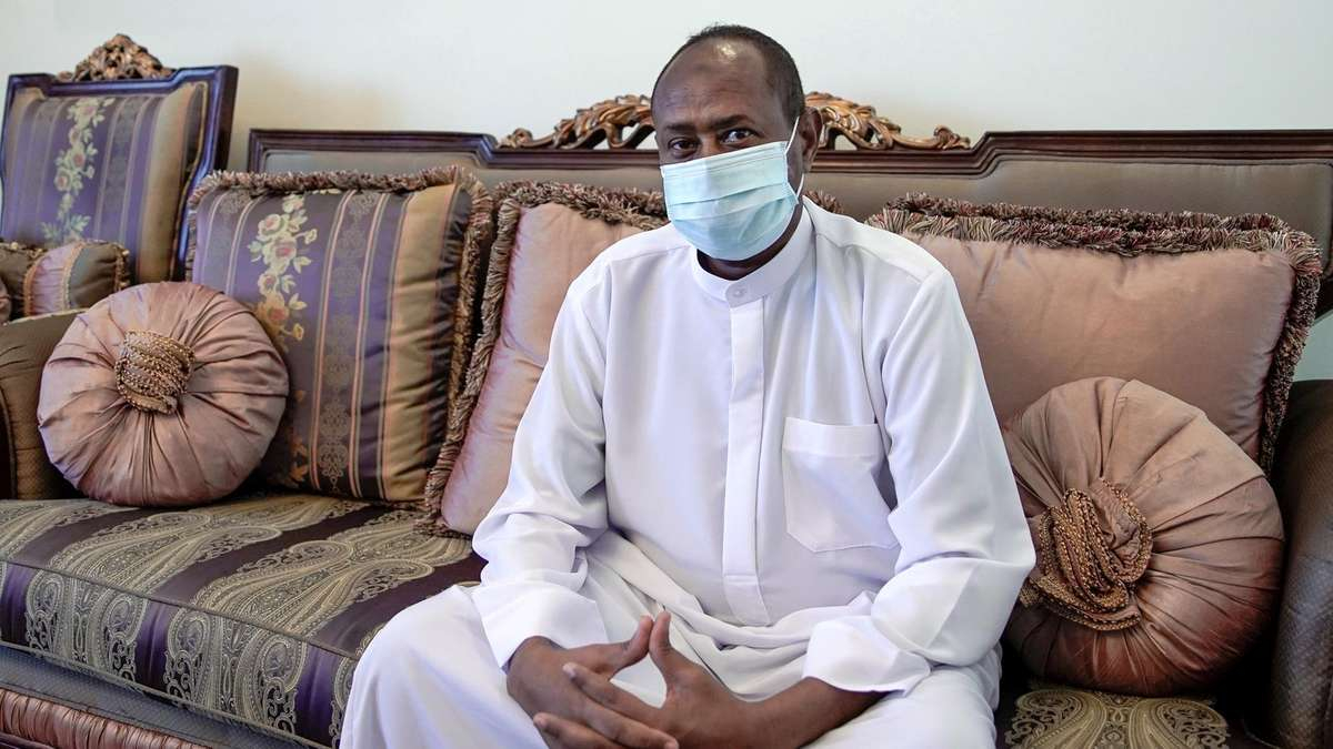 UAE's first Covid-19 patient treated using stem cell therapy tells of medical journey