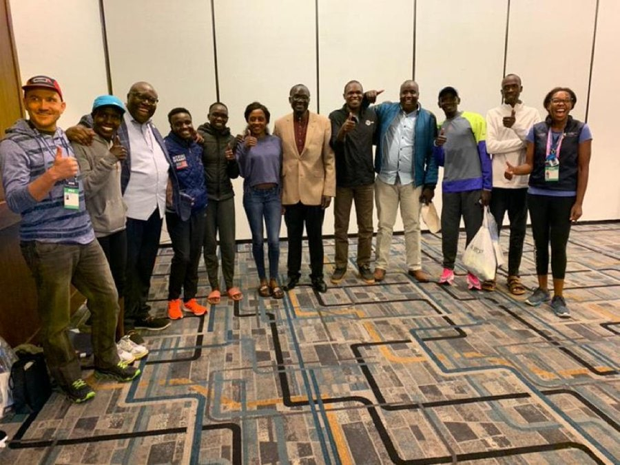 Marathoner Eliud Kipchoge to lead Kenya's campaign for top UN seat in New York
