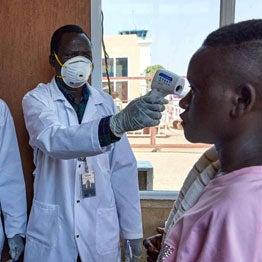 US expert praises Africa's preparations for virus outbreak