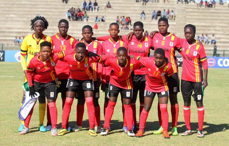 Bulega names 35 to start preps for CECAFA Women's Championships