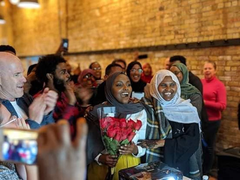 Twitter hate fails to dampen excitement over St. Louis Park's new Somali/Muslim rep