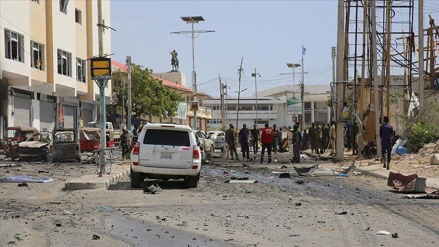 Somalia: 5 killed in separate bomb blasts