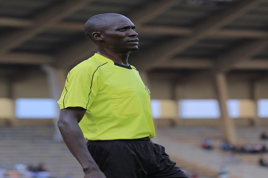 CAF shortlist Ugandan referee for CHAN 2020 - Eagle Online