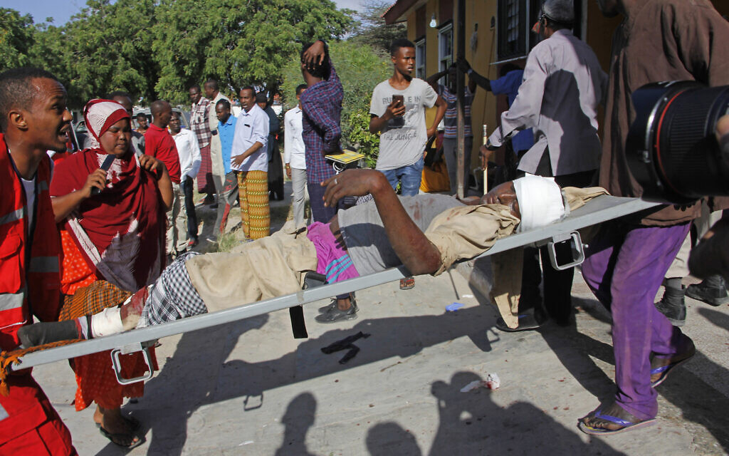 Somalia's al-Shabaab extremists claim deadly bombing that killed 79