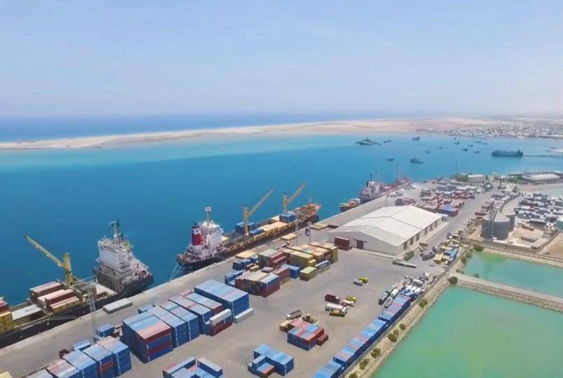 Port of Berbera - FILE