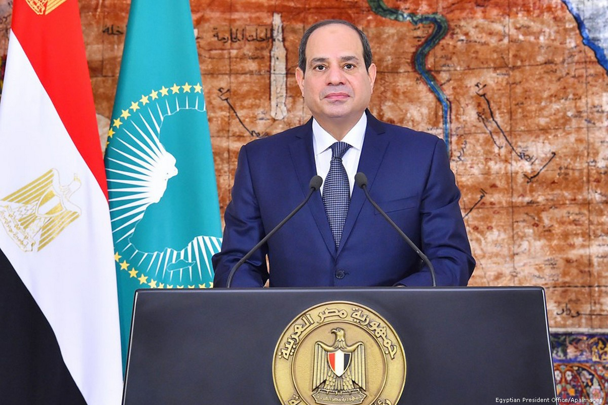 Sisi sends messages across Africa about Ethiopia's Renaissance Dam