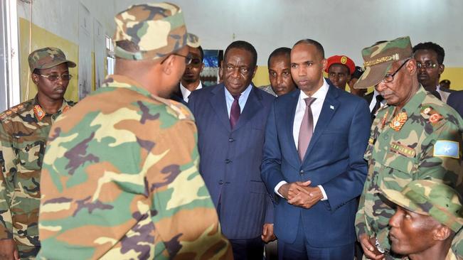 Three al-Shabaab terrorists killed in foiled attack in Somalia