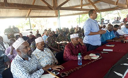 Wajir leaders say mistrust impeding war on Shabaab