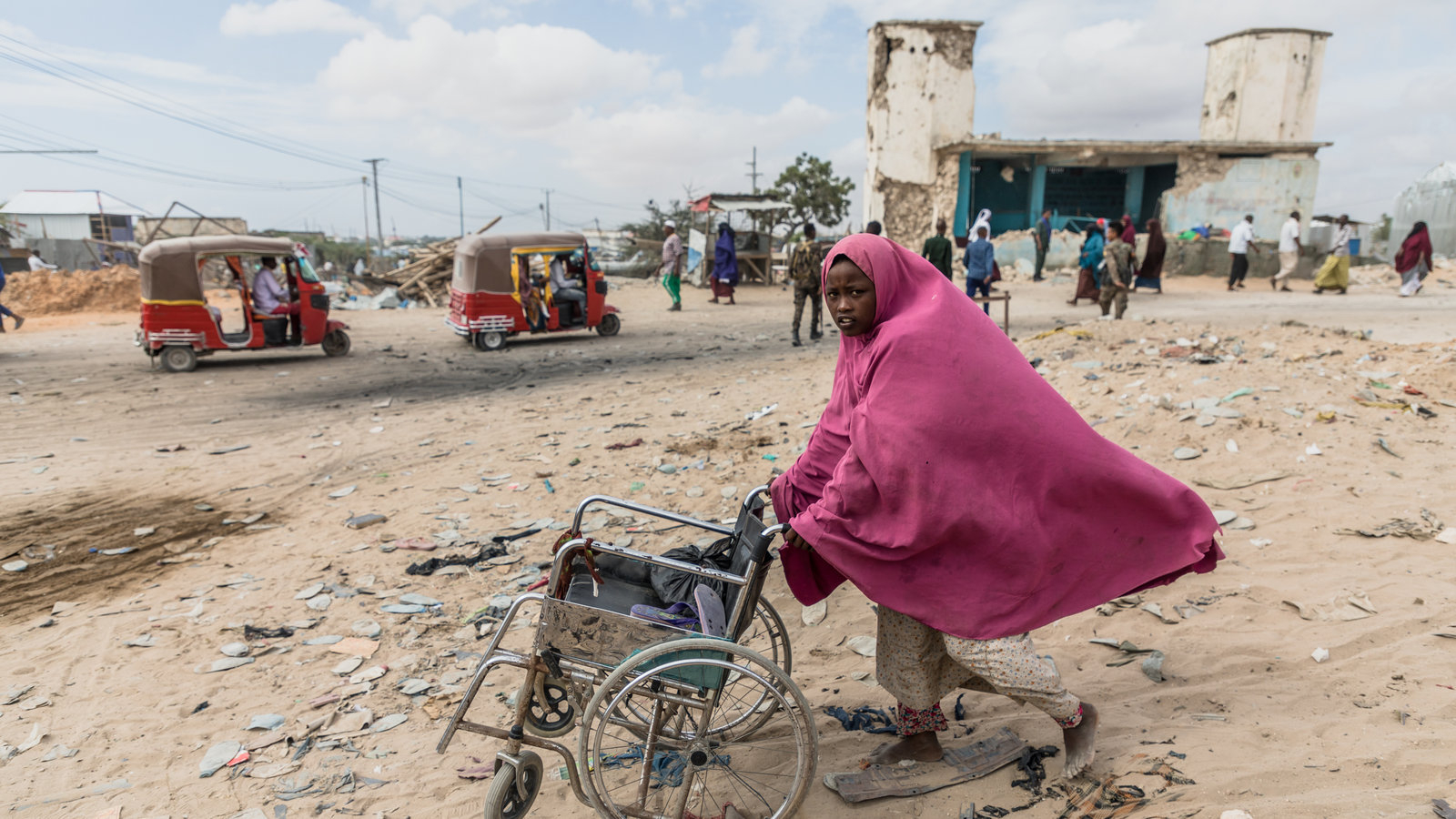 Mogadishu Bombing Took the Lives of the 'Best and the Brightest'