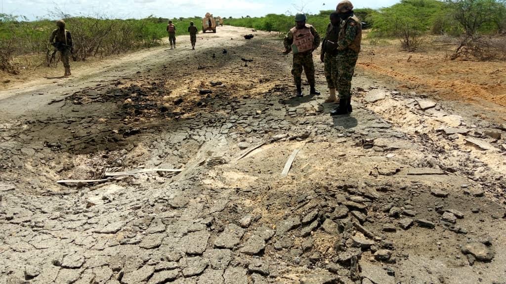 UPDF Deal Al-shabaab a Bloody Nose at Barawe in Somalia