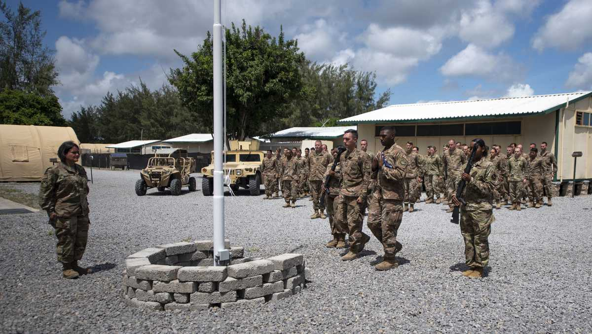 Kenya says its military killed 4 terrorists as al-Shabab extremist group claims attack on US base