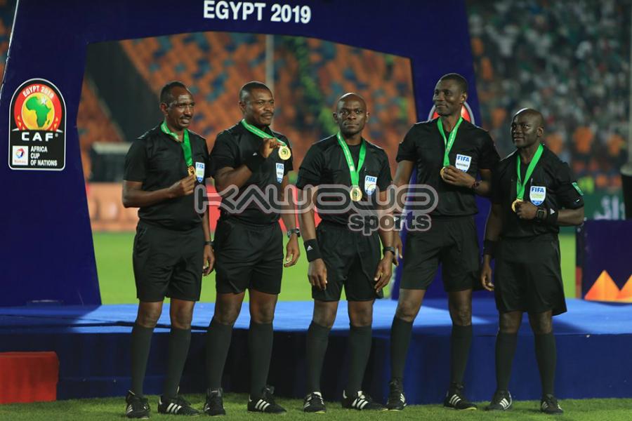 Ugandan among CAF's preliminary list for CHAN 2020 tournament preparations