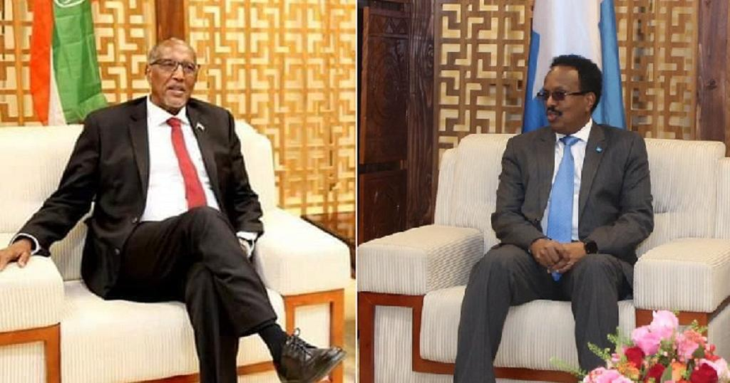 Somalia, Somaliland leaders meet in Ethiopia