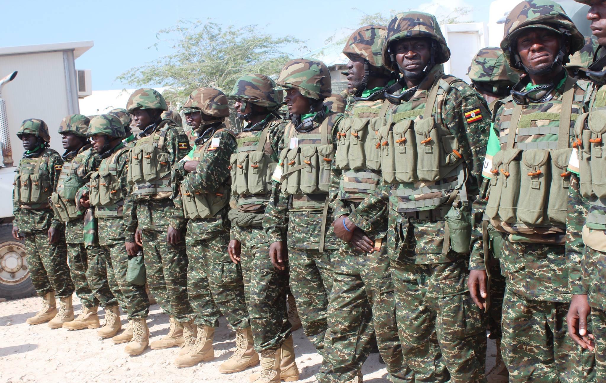 AU senior leadership kicks off training on peace support operations in Somalia