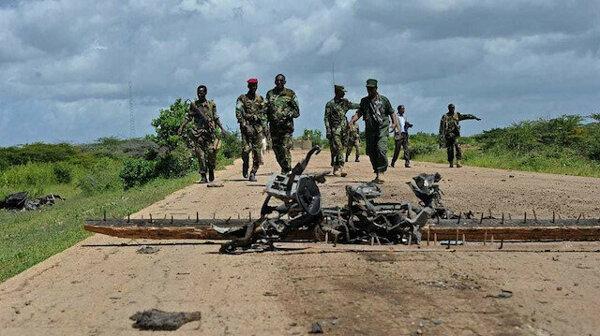 Kenyan army kills four suspected al-Shabaab fighters
