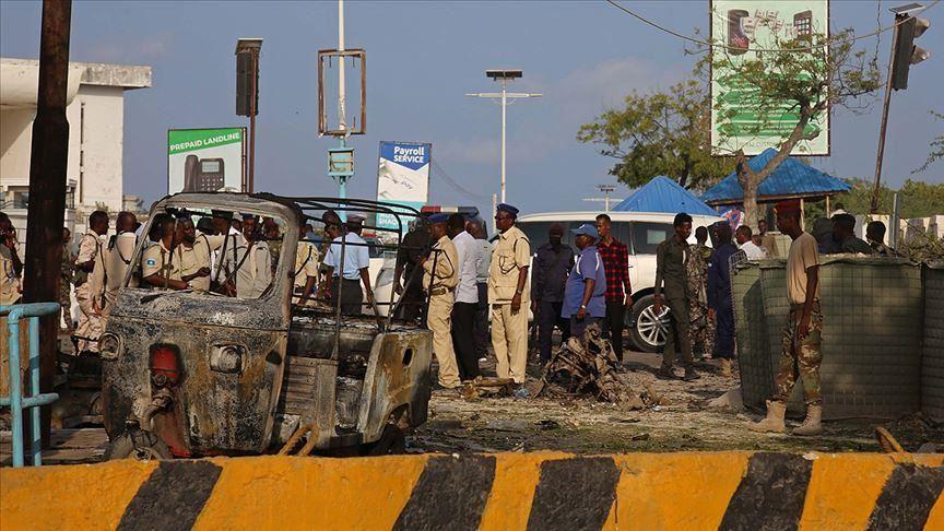Car bombing in Somali capital kills 2