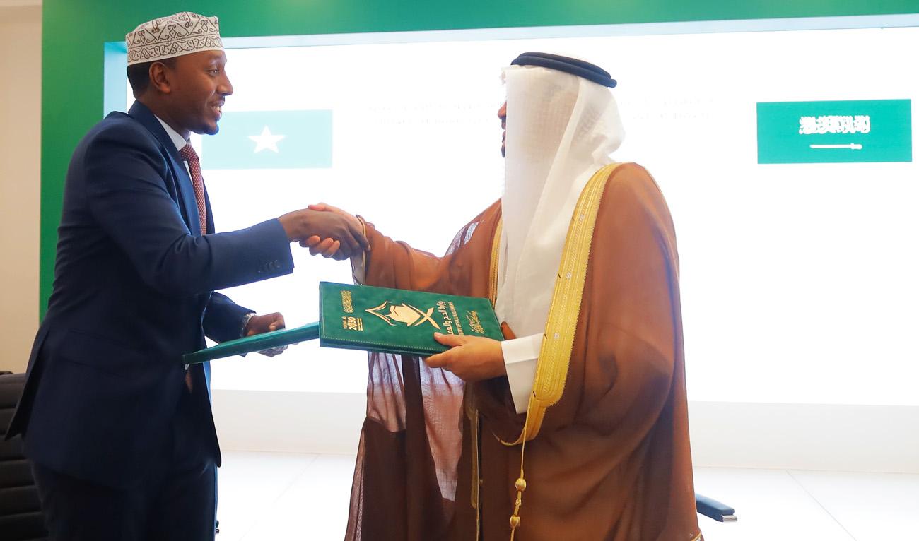 Saudi Arabia's Hajj ministrysigns agreements with Somalia, Syria