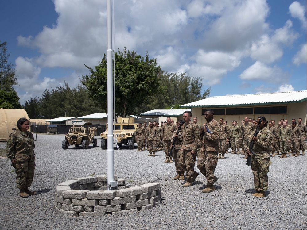U.S. bolsters Kenya base security after Americans killed in attack