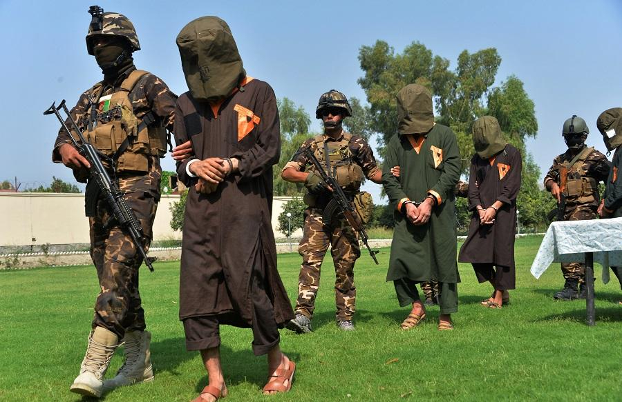 Taliban attack Afghan forces in country's north, killing 14