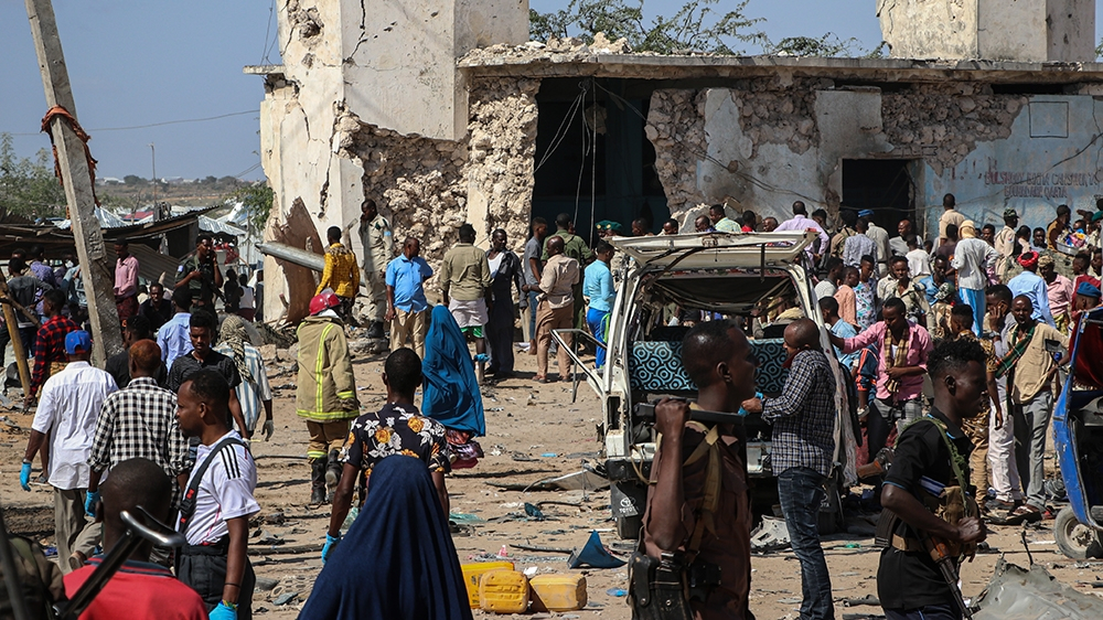 'Horrendous crime': UN chief condemns deadly Mogadishu attack