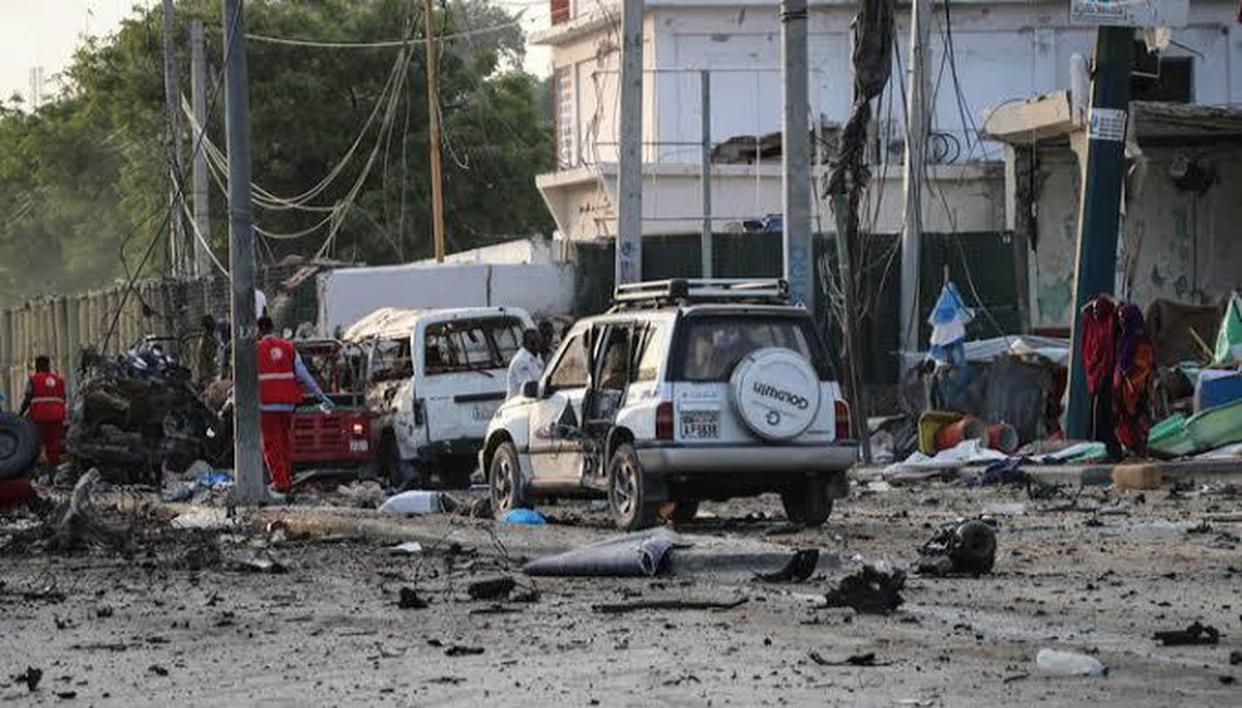 'More than 20' killed in Mogadishu car bomb: police - Republic World