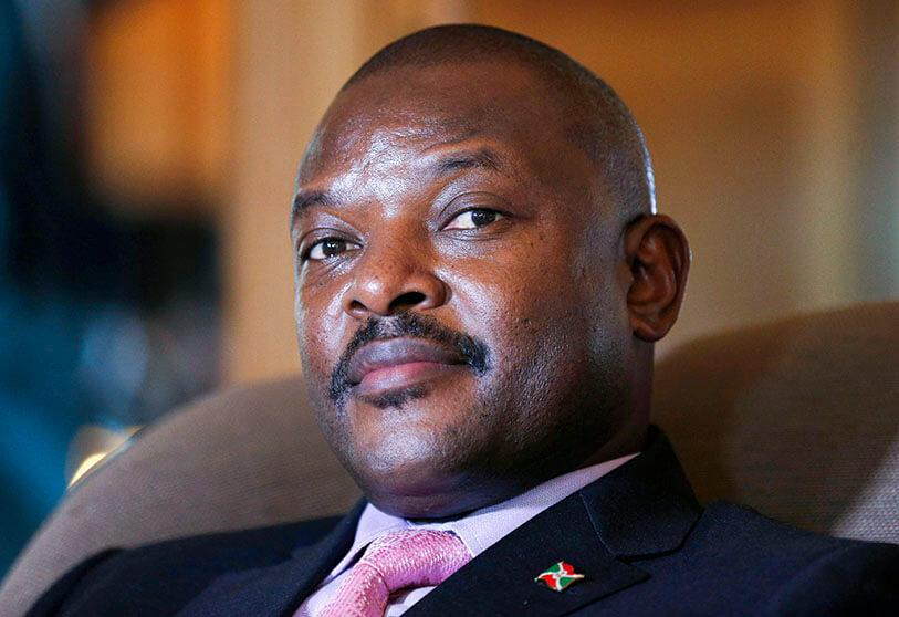 East African Countries Mourn Death of Pierre Nkurunziza