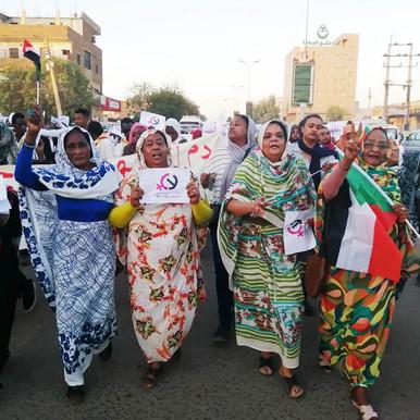 Sudanese women demand govt to sign CEDAW