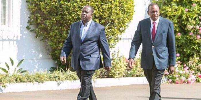 Uhuru Dispatches Security Team to Ethiopia