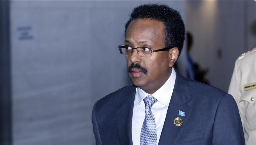 President of Somalia Mohamed Abdullahi Farmajo