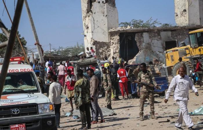US military says Somalia air strikes killed 4 Al-Shabab militants