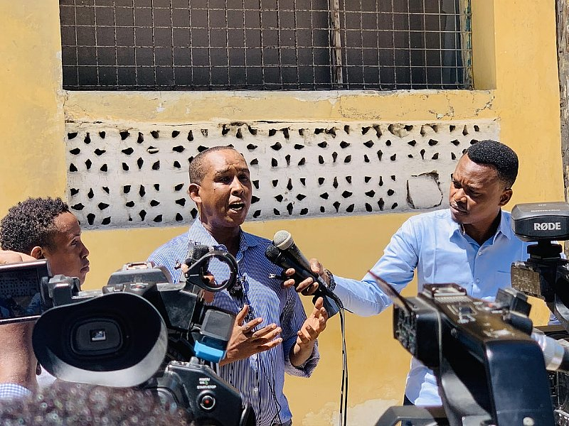 FESOJ Condemns Barring Of Independent Media From Somalia Parliament Coverage