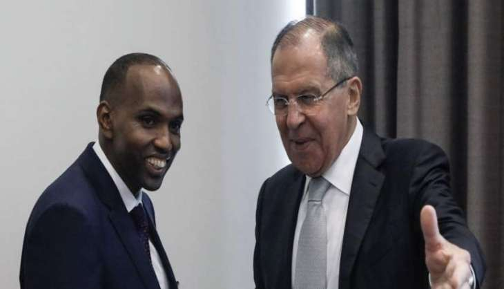 Russia, Somalia Reaffirm Commitment To Jointly Combat Terrorism