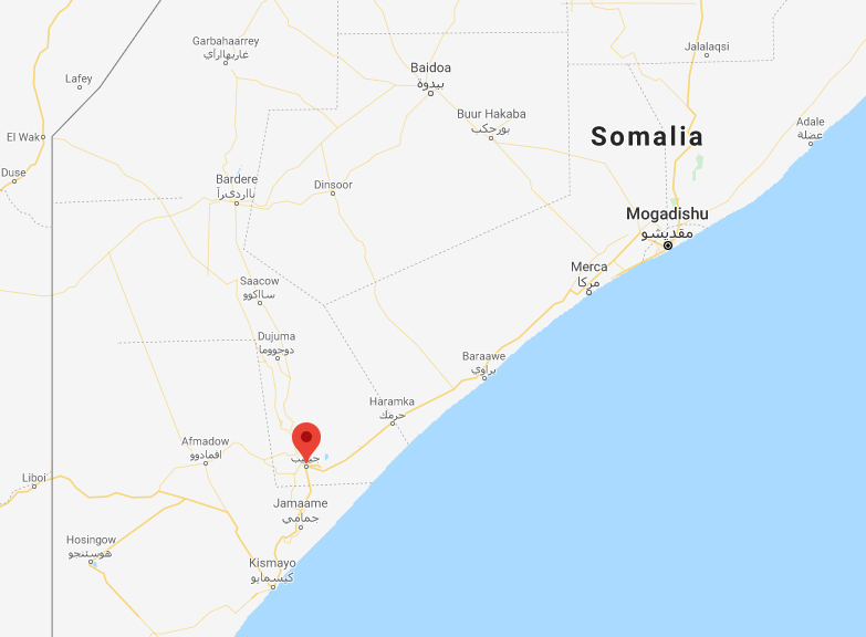 US Airstrike Killed Telecom Employee in Somalia, Company Says