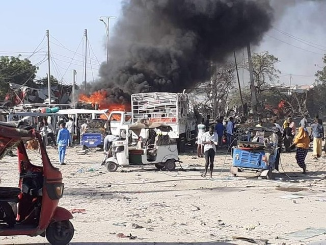 Mogadishu Bombing Sows Seeds of Fear Ahead of AMISOM Exit